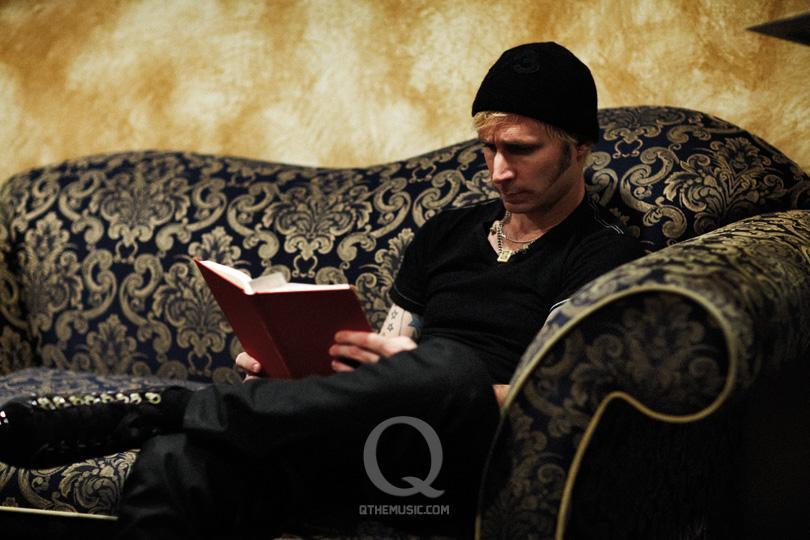 Фотосессия для Q Magazine - Часть 2