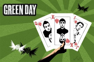 Green Day с большим успехом выступили в Москве